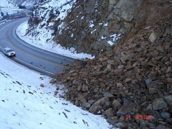 landslide washington