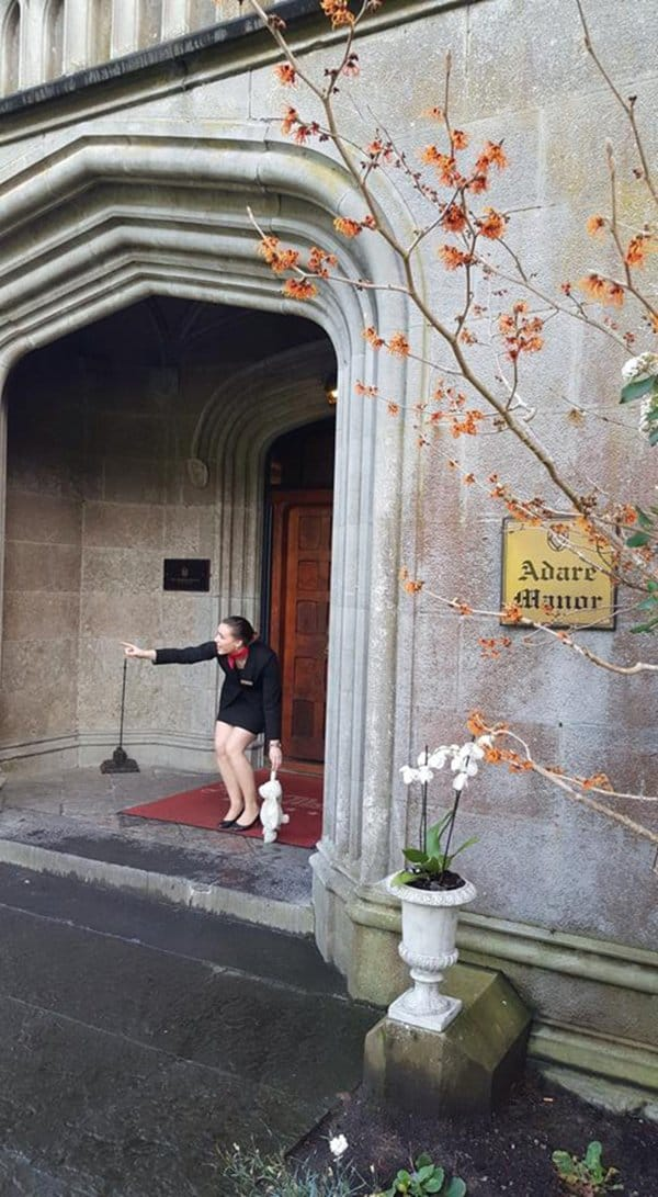 lost-bunny-hotel-adventures-adare-manor-out-for-walk