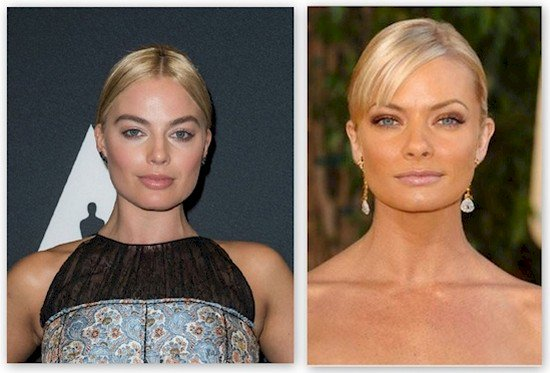 margot robby and jaime pressly