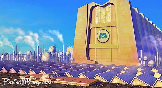 monsters inc building