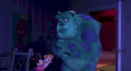 monsters inc scene