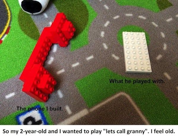 old-lego