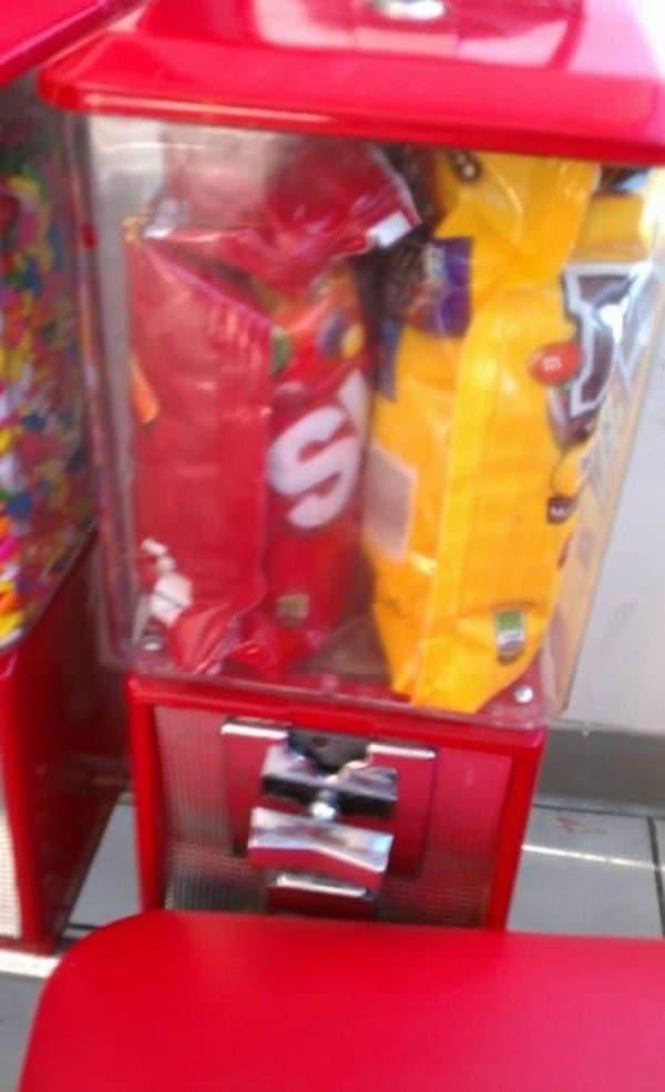 packets machine