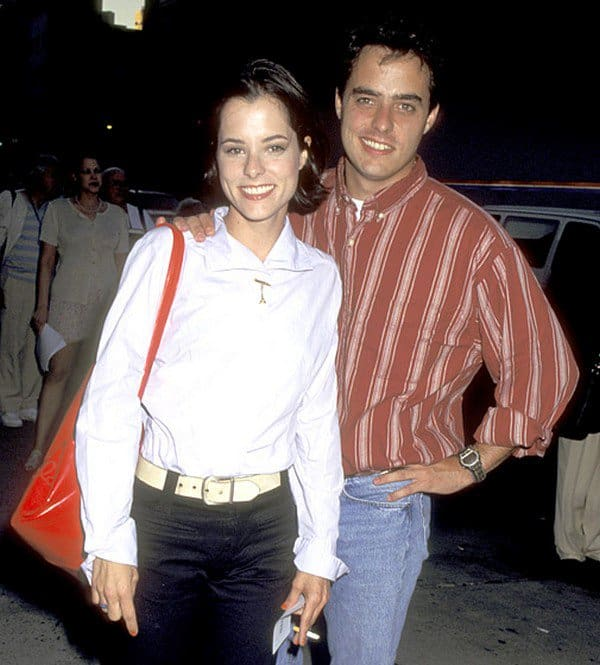 parker posey and twin