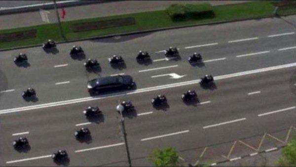 police-escort