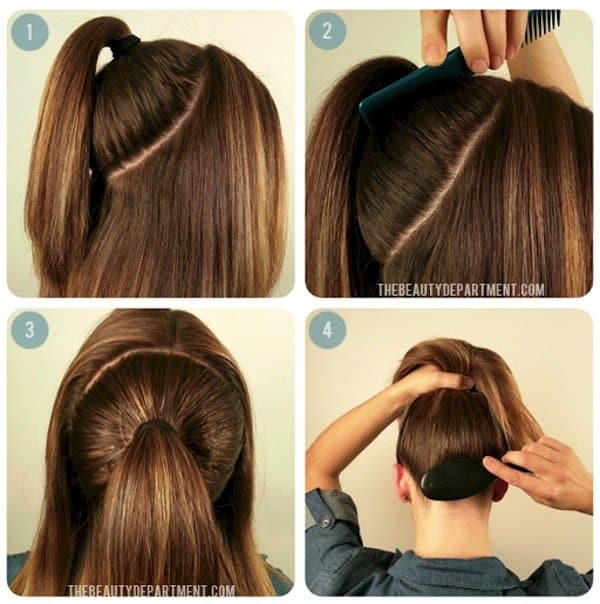 7 Great Tips For Creating The Perfect Voluminous Ponytail