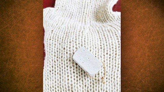 pumice sweater