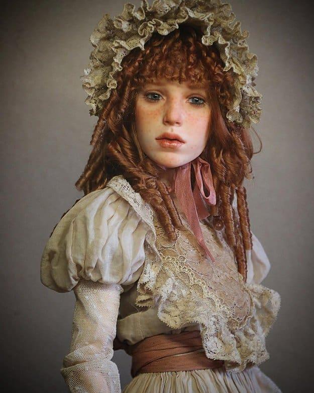 realistic-doll-faces-polymer-clay-michael-zajkov-curls