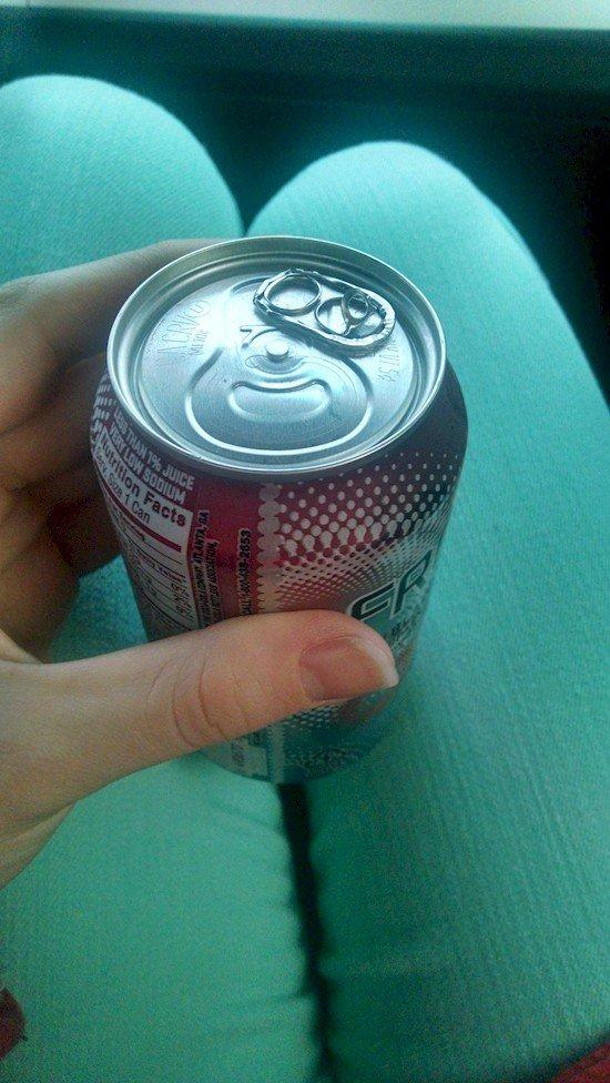 soda top problem