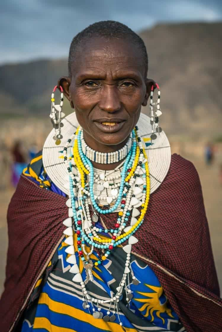 These Incredible Photographs Are Of Local Tribes In Tanzania