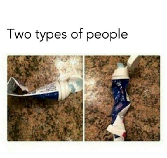 toothpaste types people