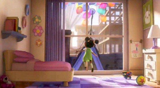 up little girl bedroom