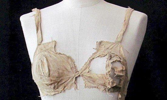 very old bra