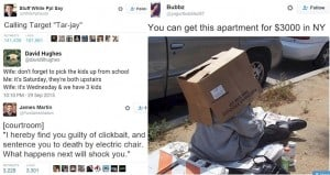 Absurd Hilarious Tweets Twittersphere