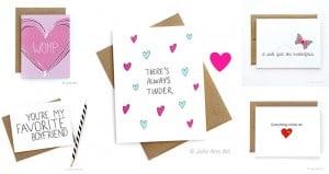 Alternative Valentines Day Card