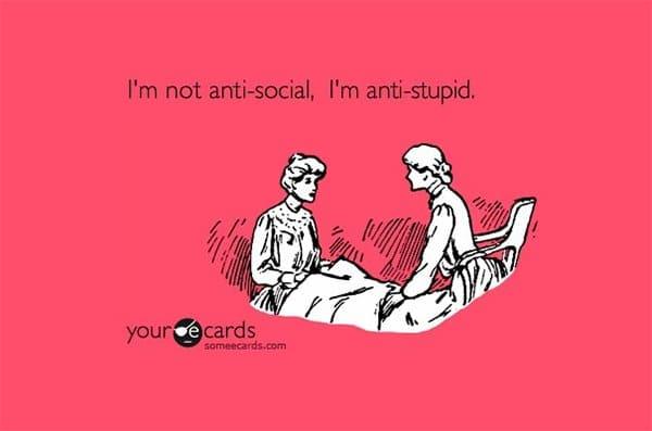 Anti Stupid