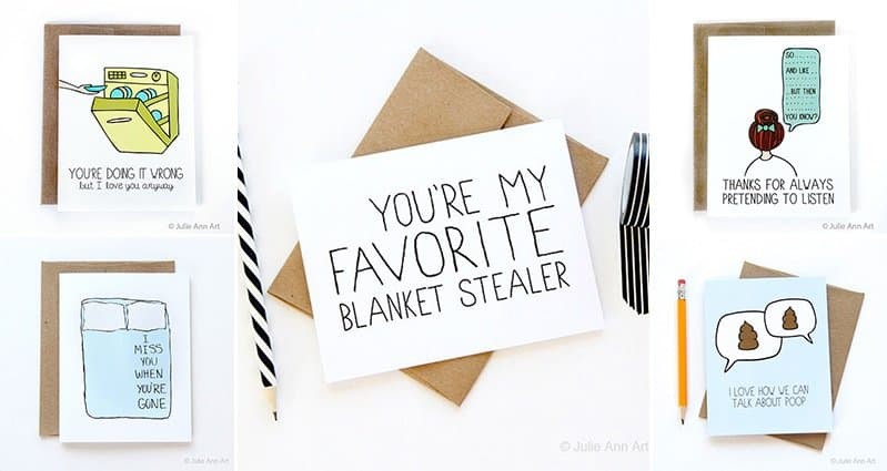 13 Alternative Valentines Day Cards To Express Romance In A – Different Valentines Cards