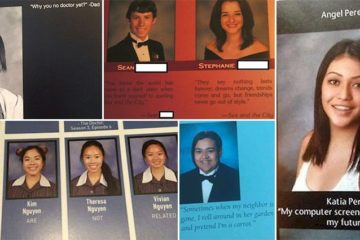 Awesome Year Book Posts