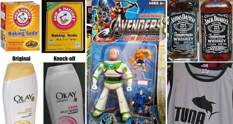 19 Hilariously Bad Counterfeit Products Made In China