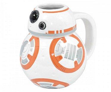 BB-8 Mug moulded