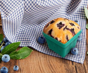 Berry Boxes Muffin Cups