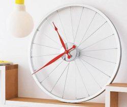 Bicycle Rim Wall Clock