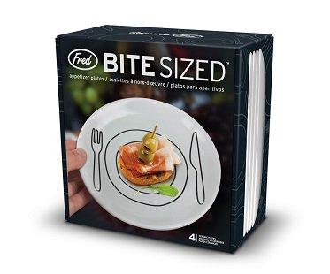 Bite Sized Appetizer Plates box