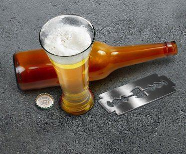 Blade Bottle Opener