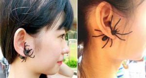 Bug Earrings Lifelike Kimo-Kawa