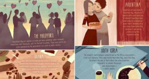 Celebrations Of Love Around The Globe