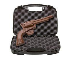 Chocolate Revolver Gun