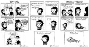 Comics Adulthood Is A Myth Sarah Andersen