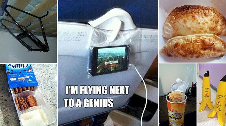Crazy Ideas Actually Life Hacks