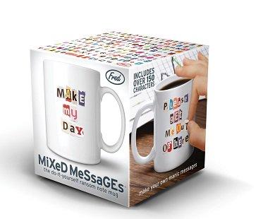 DIY Ransom Note Mug box