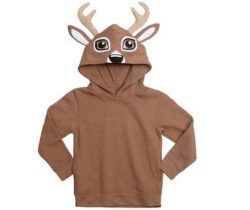 Deer Head hoodie