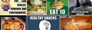 Diet-Related Memes