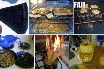 Disastrous Cooking Fails