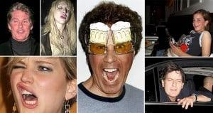Drunk Celebrities Caught On Camera