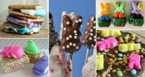 Easter Treats Marshmallow Peeps
