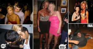 Embarrassing Nightclub Photographs Hilarious