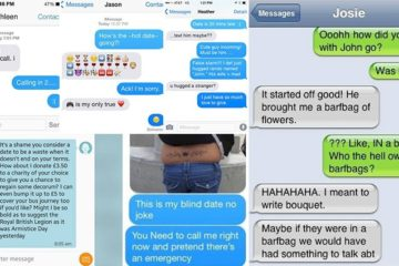 First Date Texts Epic Fails