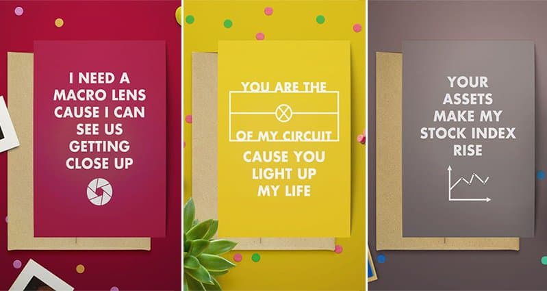 10 Geeky Valentines Day Cards For Nerds To Show Their Love