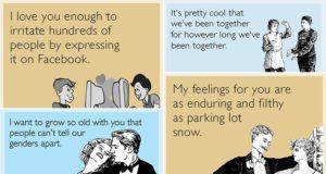 Hilarious And Honest Love E-Cards