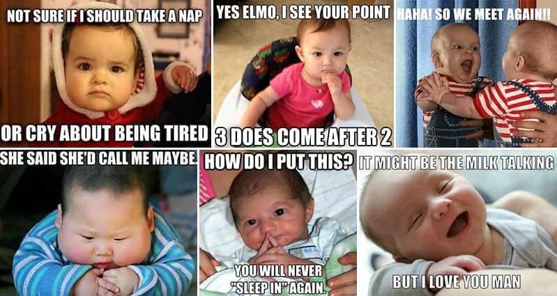 25+ Best Food Baby Memes | Looks Memes, Food Babies Memes ... |Lovely Baby Meme