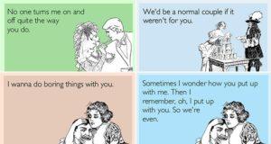 Hilarious Honest Love E-Cards