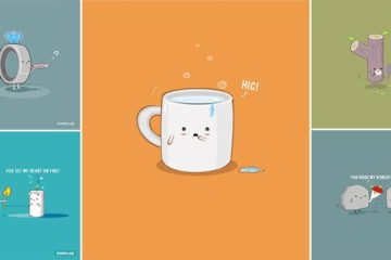 Hilarious Illustrations Real Meanings Things We Say