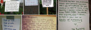 Hilarious Notes Left By Neighbor