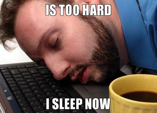 I Sleep Now