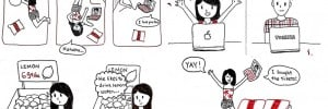 Illustrations Long Distance Relationship