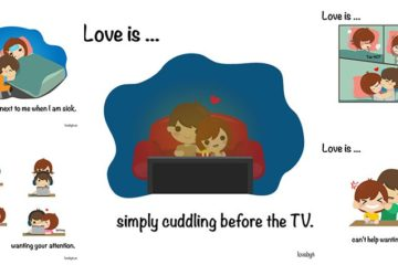 Illustrations Love Is In The Little Things